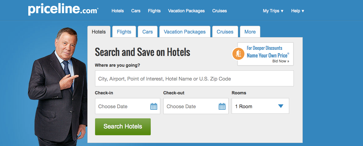 With a Priceline promo code, you can save on Priceline flights, Priceline hotels, and Priceline ca rentals. You can save money with a Priceline coupon on cheap glihts, a resort, a vacation package.