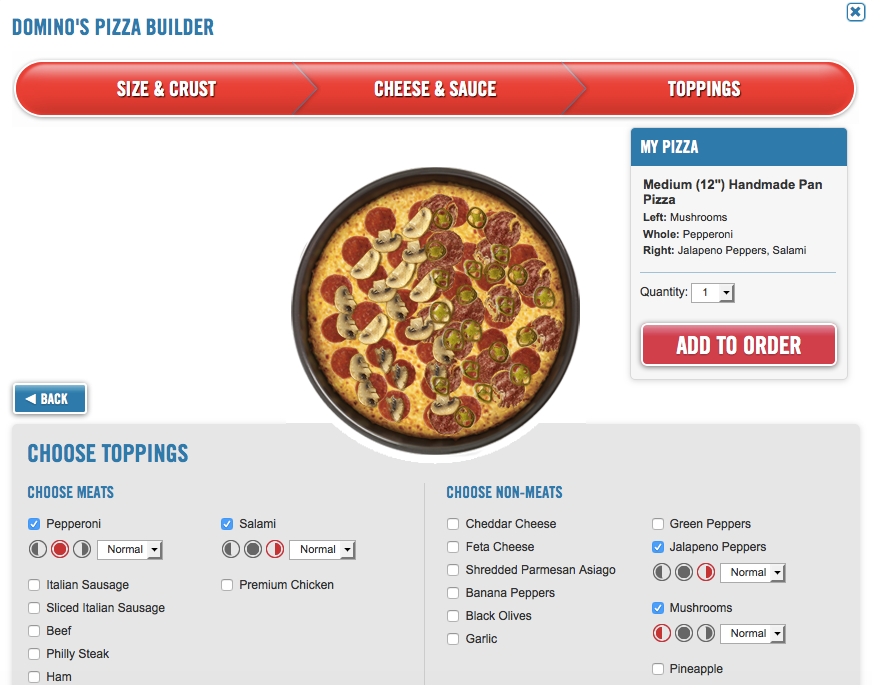 dominoes vs pizza hut essay Social media face off: pizza hut vs domino's pizza hut or domino's more white papers.