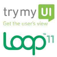 TryMyUI and Loop11 Quantitative and Qualitative Testing