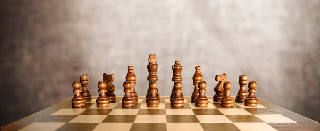 Chess and UX Strategy