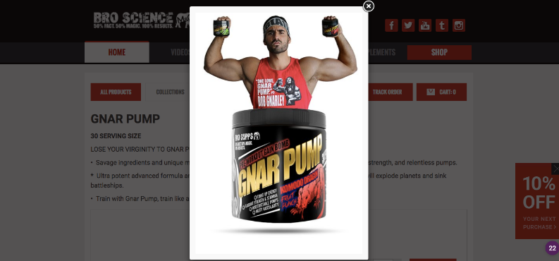 Cheesy product photo by Dom Mazzetti
