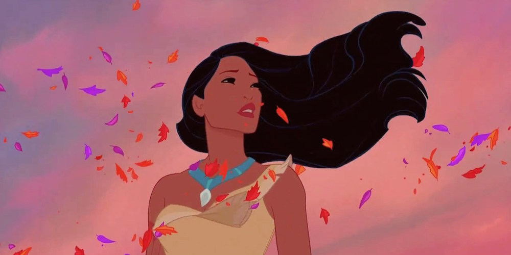 "Pocahontas ""Colors of the Wind"" UX Quote"