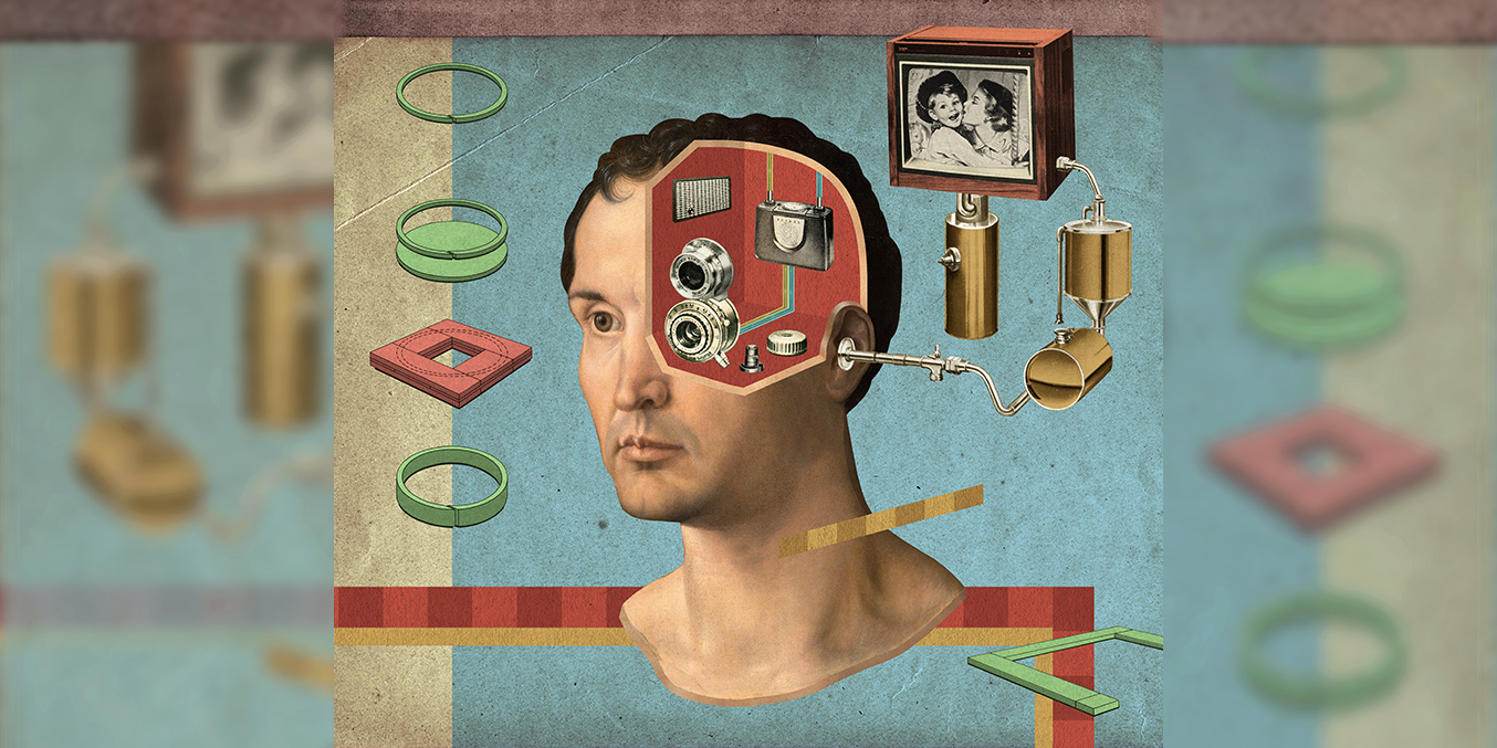A Guide to Maximise Your Memory - Series of Illustrations, by Randy Mora