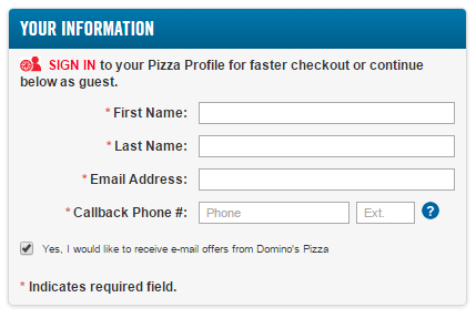 Dominos Vs Pizza Hut Ux Wars Trymyui Blog