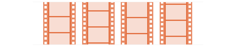 User Testing Video Film Reels