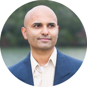 Anup Surendran, VP of Product at QuestionPro