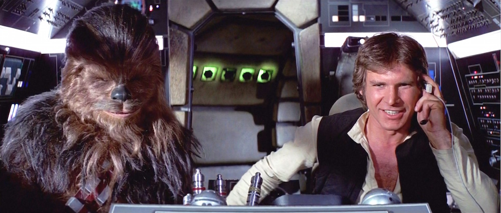 Han and Chewie UX Quote