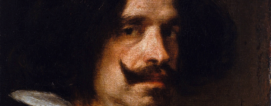 edited self-portrait of Diego Velázquez for ux design inspiration