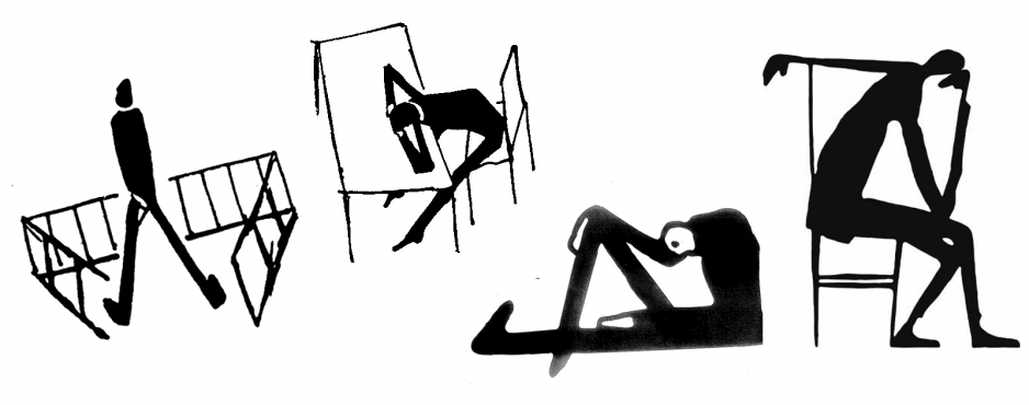 Franz Kafka's doodles of anxiety trymyui blog